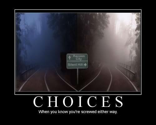 screwed bad idea choices funny - 8455621120