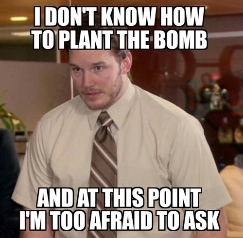 andy dwyer Memes counter strike - 8455699456