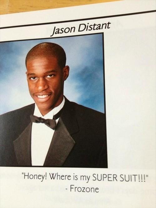 """Suit - Jason Distant """"Honey! Where is my SUPER SUIT!! Frozone"""