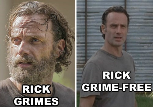 funny-walking-dead-rick-grimes-shaved