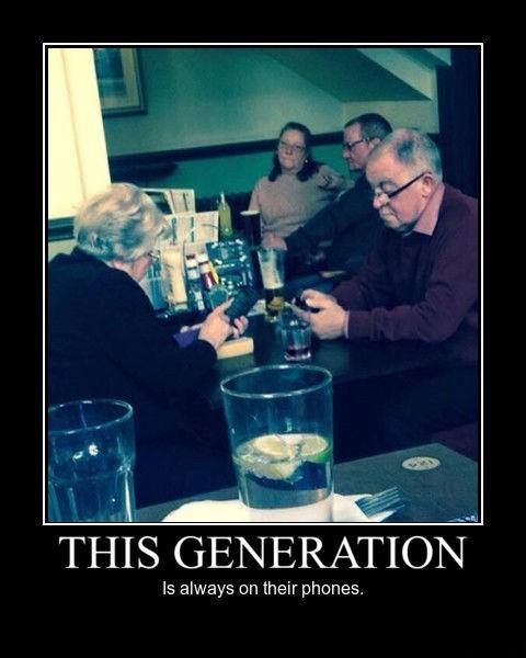 phones kids generation funny