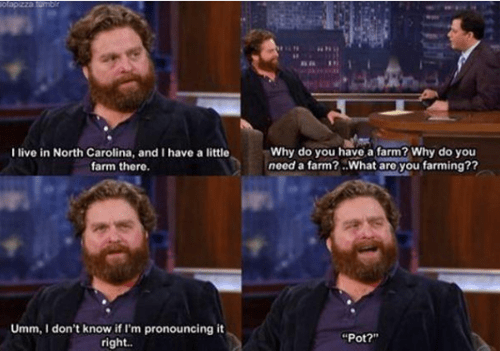 all good farmers know how to pronounce their crops