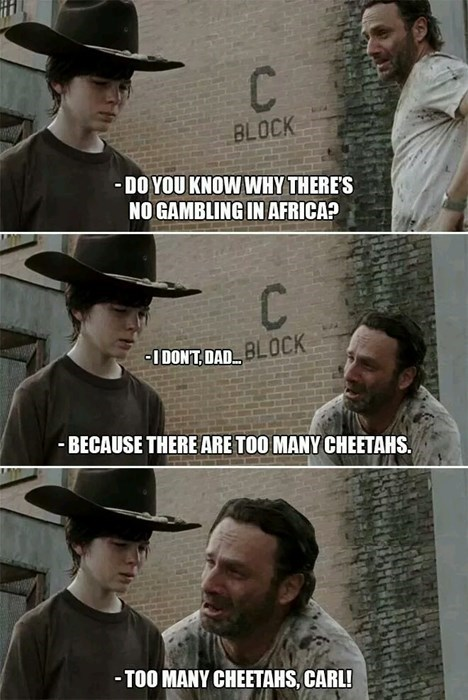 funny-walking-dead-cheetah-dad-joke