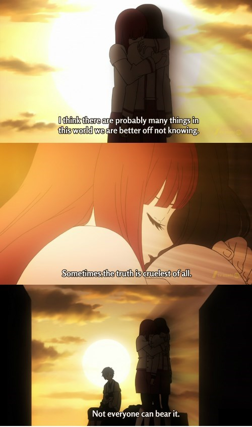 feels anime shinsekai yori - 8456563456