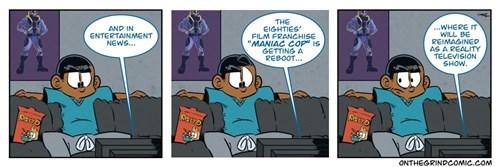 maniac cop sad but true reality tv web comics - 8456722944