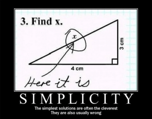 simple,idiots,math