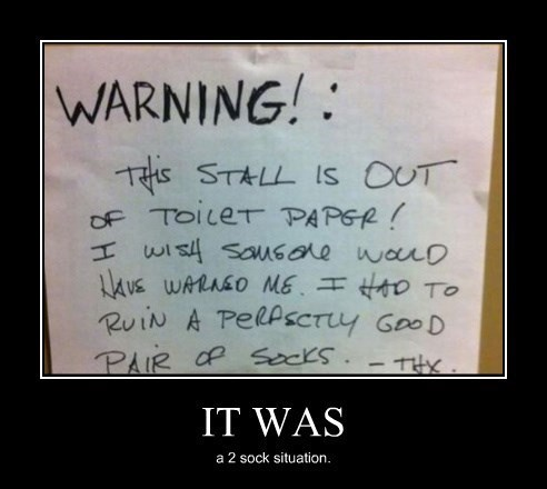 warning socks funny