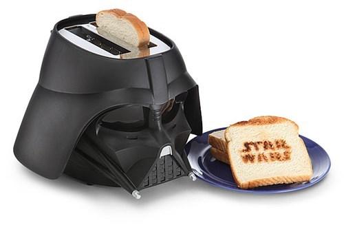 geeky merch star wars toaster