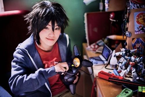 geeky cosplay hiro big hero 6