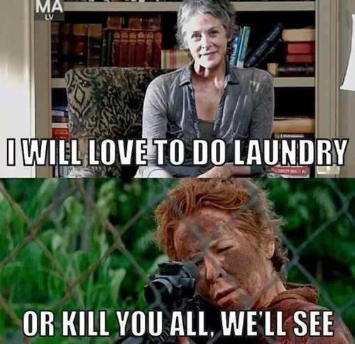 funny-walking-dead-carol-alexandria-laundry-killer