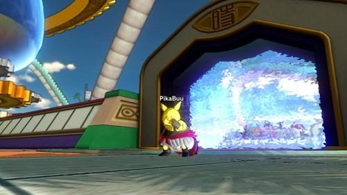 Pokémon majin buu dragonball xenoverse pikachu - 8457005056