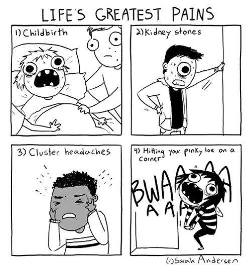 funny-web-comics-lifes-greatest-pains