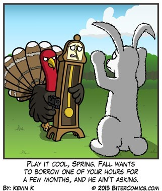 daylight savings wtf Turkey web comics - 8457344768