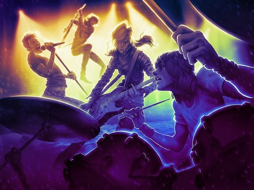 video game news rock band 4 announced