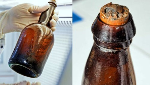 old beer is rather similar to modern beer