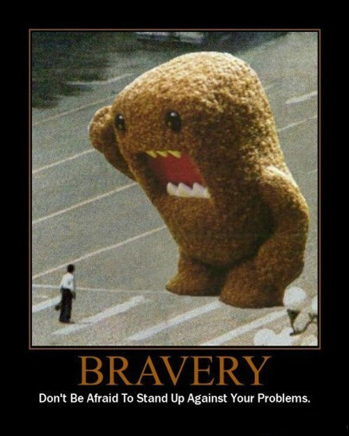 brave,domo,huge,funny