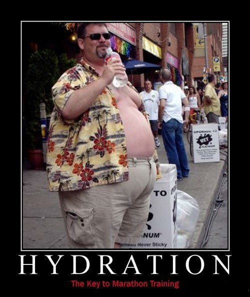 hydration marathon runner - 8457742592