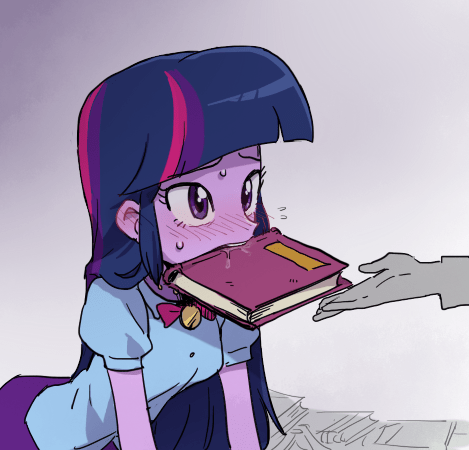 books twilight sparkle that looks naughty - 8457797376
