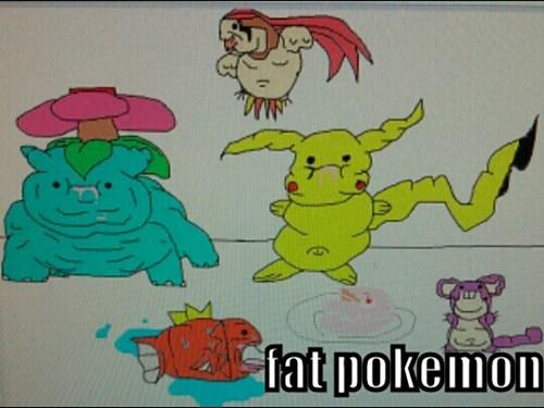 Pokémon obese - 8457905664