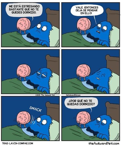 Noches de insomnio
