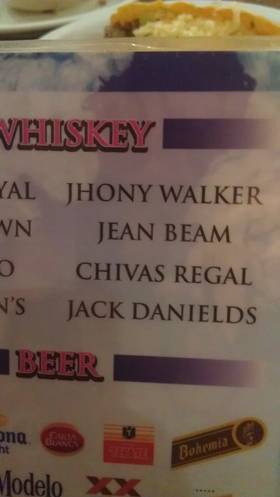 I'll have some jhony walker