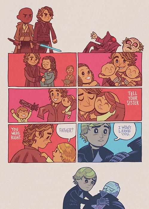 funny-web-comics-the-saddest-star-wars-comic