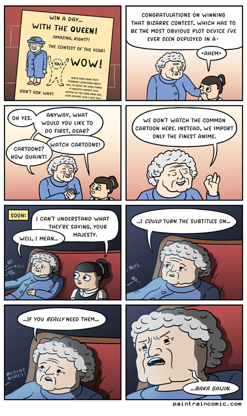 funny-web-comics-well-she-didnt-become-queen-by-watching-spongebob