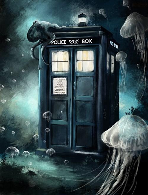 funny-doctor-who-underwater-art