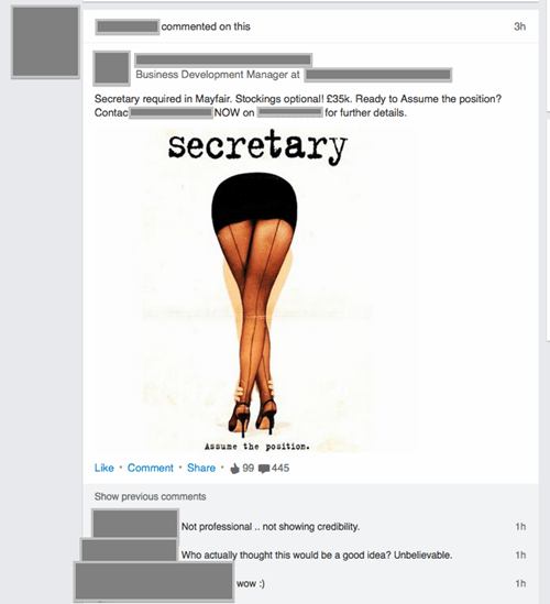 funny-facebook-fails-secretary-job