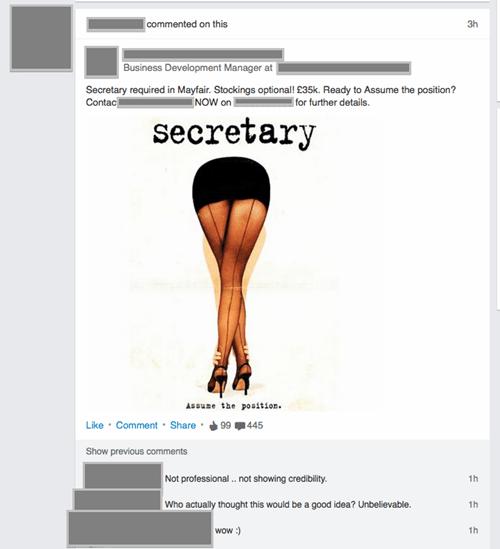 funny-facebook-fails-secretary-job
