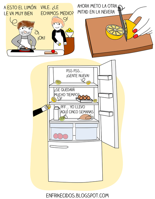 de limones