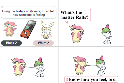 Pokémon feels ralts audino - 8459336704