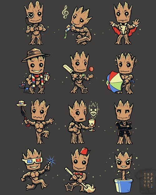 funny-doctor-who-groot-regeneration-tee-shirt