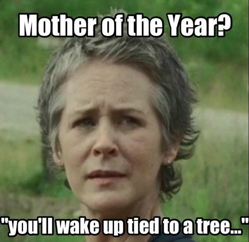 Mother Of The Year carol peletier lori grimes - 8459767296