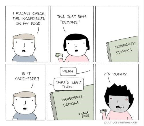 funny-web-comics-its-important-to-check-the-ingredients-of-food-you-eat