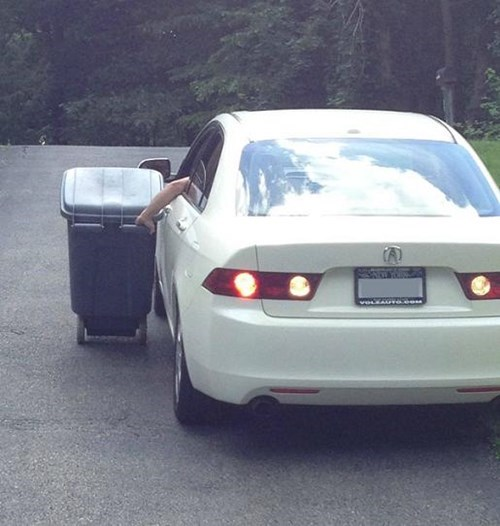 funny-lazy-fails-cars-garbage