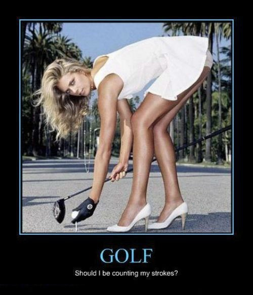 Sexy Ladies golf funny - 8459986944