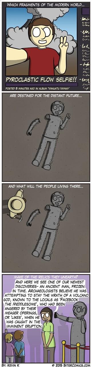 sad but true selfie web comics - 8460157184