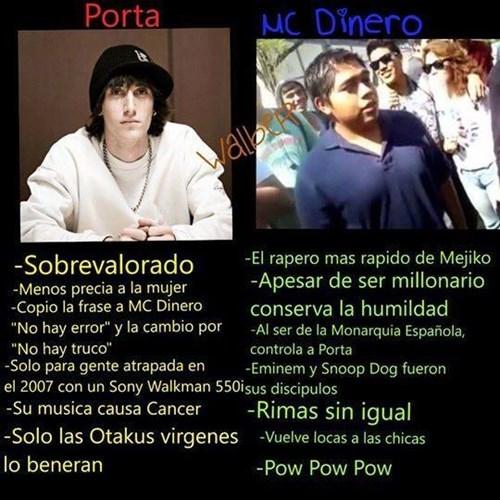 ¿Quién es Porta?