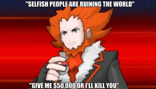 Pokémon,lysandre