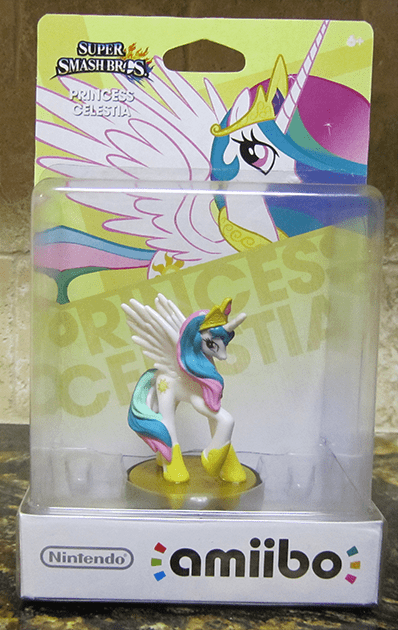custom amiibo princess celestia - 8460478464