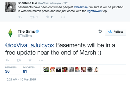 video game news sims 4 basements