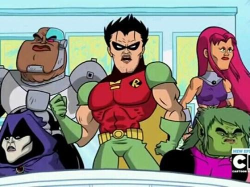 teen titans cartoons - 8460739072