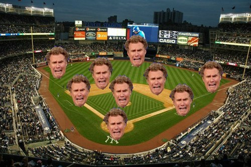 Will Ferrell will lend his talent to HBO for a baseball comedy show.