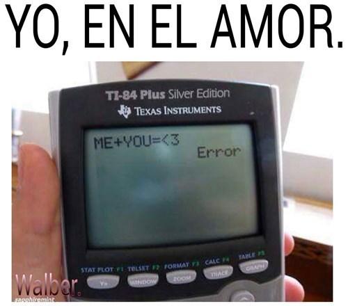 Forever alone en matemáticas