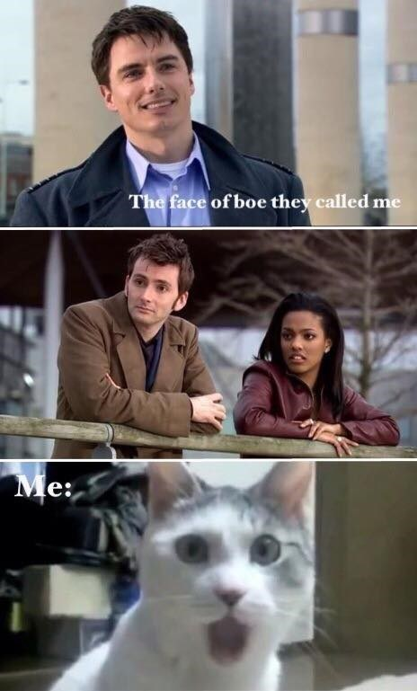 funny-doctor-who-twist-jack-harkness-face-of-boe-surprise-cat