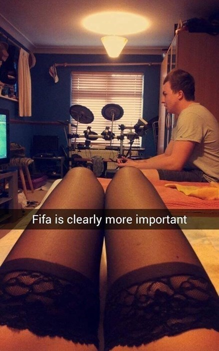 sexy times or fifa?
