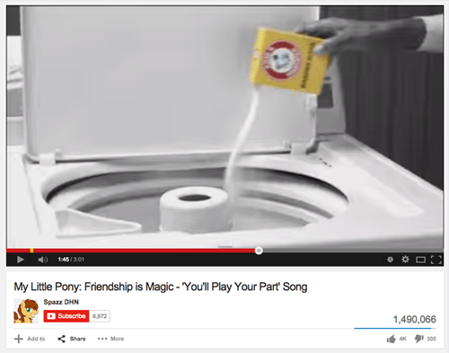 MLP,Subliminal Advertising,Video