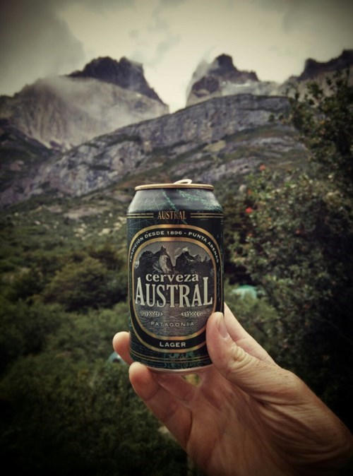 beer comes from this mountain