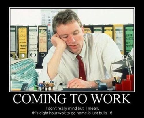 boring work funny - 8461154816